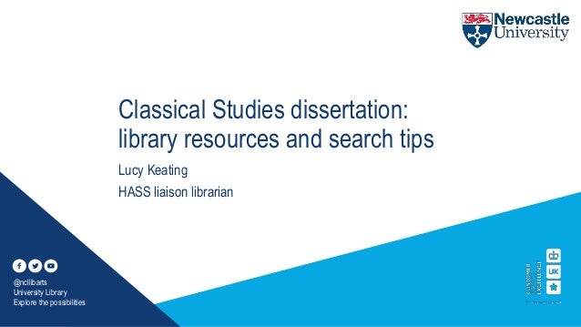 archaeology dissertation examples