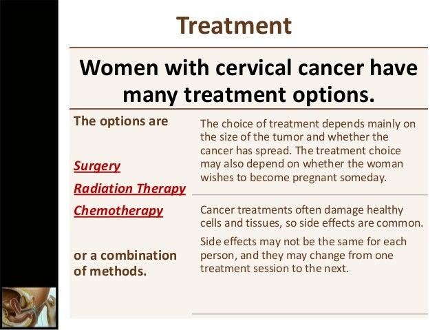 Cancer Of Cervix