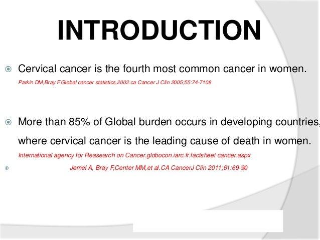 Ca cervix—standards of care Slide 2