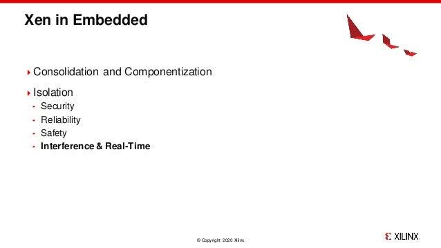 Cache coloring Xen Summit 2020 Slide 2