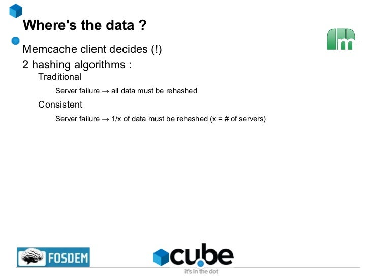 Theory of caching if ($data == false) DB