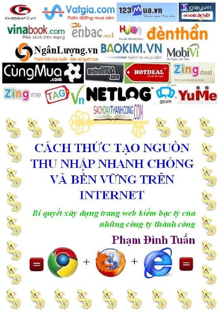 Phạm Đình Tuấnwww.sachdaythanhcong.com                                            1