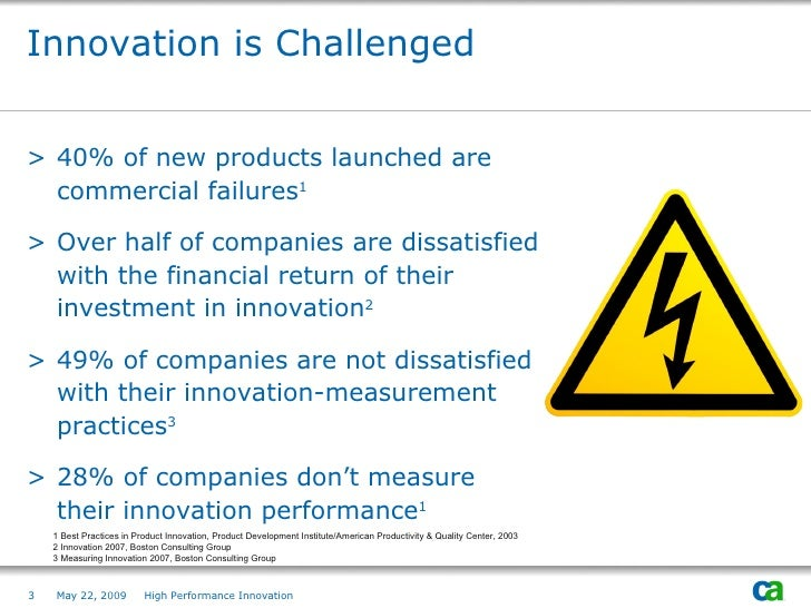 Ca clarity for new product development business presentation for It product development companies