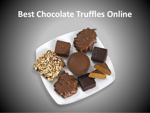 Cacao And Cardamom Best Chocolate Truffles Online