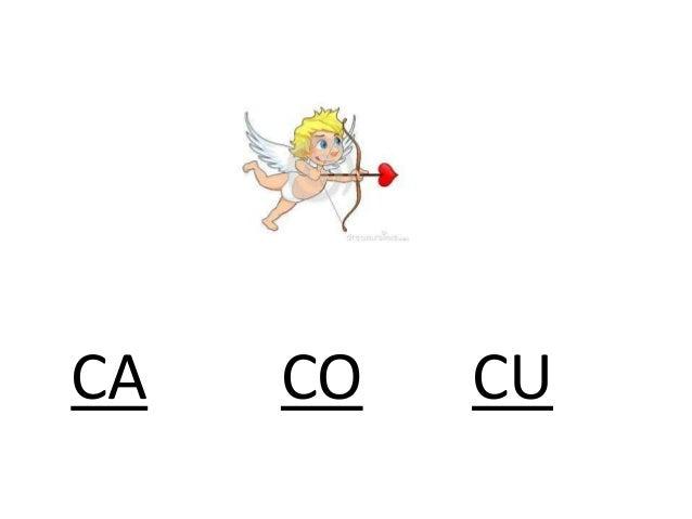 CA CO CU