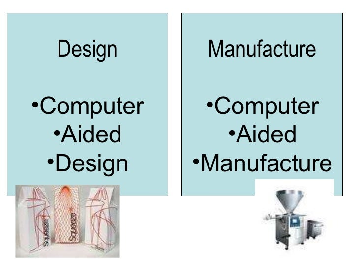 what are the pros and cons of using computer aided design manufacturing cad cam Computer-aided design/computer-aided manufacturing computer-aided design (cad) is the use of computers to build and test designs enables rapid and inexpensive prototyping computer-aided manufacturing  what are the pros and cons of using computer-aided design/manufacturing (cad/cam) and photorealistic renderings instead of functional.