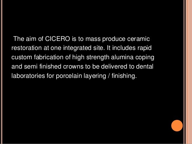 Although mono-chromatic, these ceramic materials offer excellent esthetics, biocompatibility, great color stability, low t...