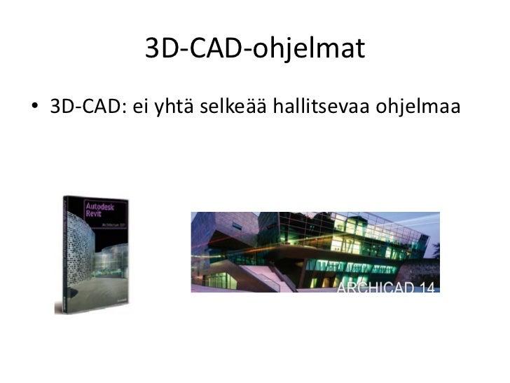 Cad-esittely