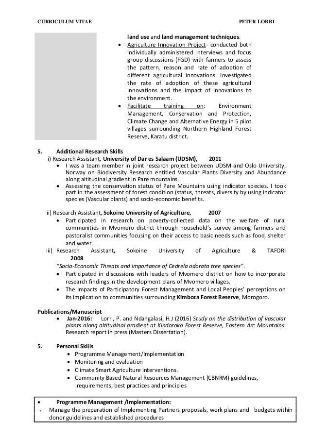 udsm dissertation format