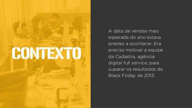 Cadastra - Black Friday 2014 Slide 3