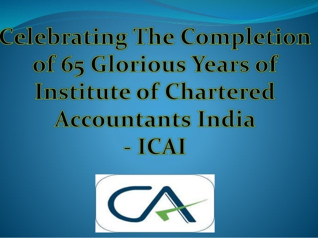 I, Sahil Goel, a student of Chartered Accountancy Course – Intermediate (Result Awaited), am presenting a summary of the p...