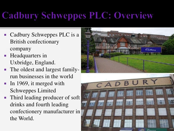 cadbury plc an overview Ppt presentation of cadbury - free download as powerpoint presentation (ppt / pptx), pdf file it cadbury five star is present in the market from various decade so strategies are being made order extend the plc overview strategic management ipo and book building2.