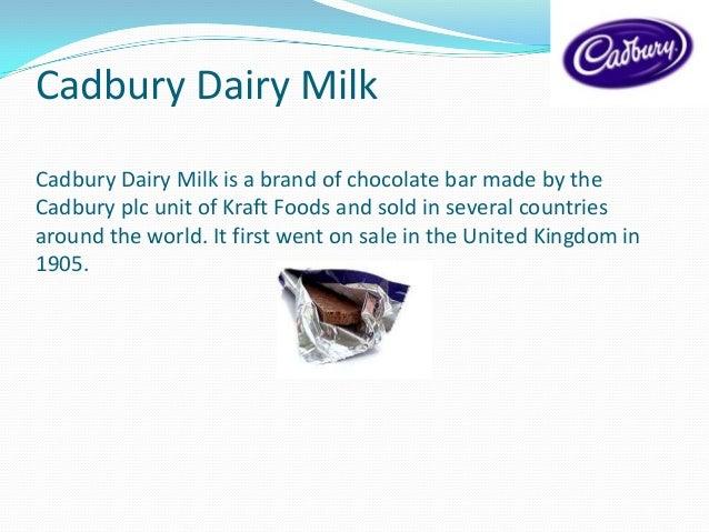 External factors of cadbury india