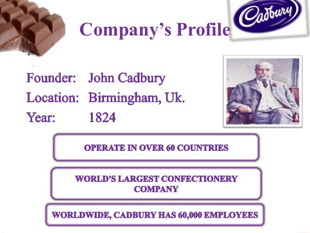 market segmentation of cadbury Market segmentation cadbury has divided the market in different segments based on geography, demographics and psychographics, which can help them in identifying the market segments.