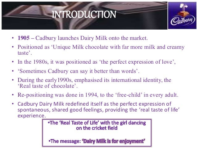 distribution of cadbury Hershey's is in a unique position, as it is both a competitor and a distributor of cadbury products the long-time rights deal led many to believe that cadbury and hershey's would eventually merge, but that has not been the case nestle and cadbury did at one time attempt a joint bid for hershey's, but it.