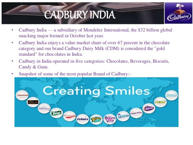 vision statement of cadbury Learn how to write powerful, inspiring mission statements and vision statements with this article and video  then derive a vision statement from that.