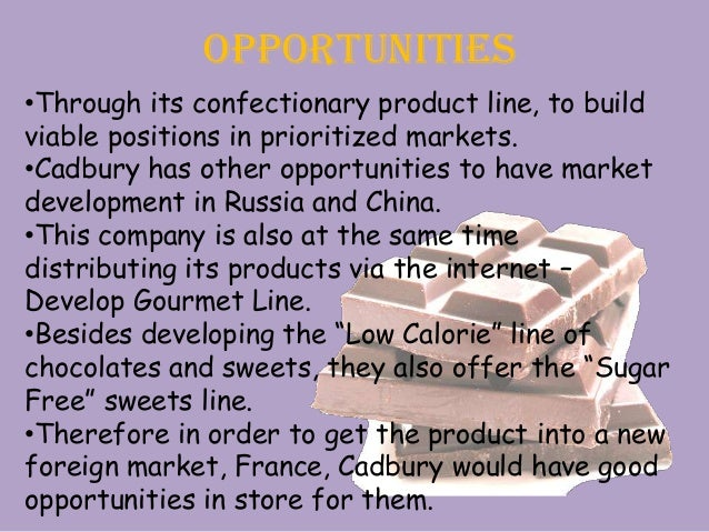 consumer priority between cadbury and nestle chocolates Among the sweet flavours, chocolate and milk are the most popular flavours and also have the most products launched between 2014 and 2016 (see who's innovating.