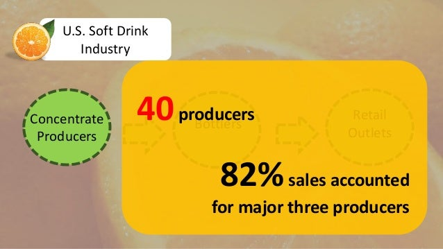 concentrate producers bottling The greater profitability of concentrate producers over bottlers cola wars compare the economics of the concentrate business to that of the bottling business: why is the profitability so different.