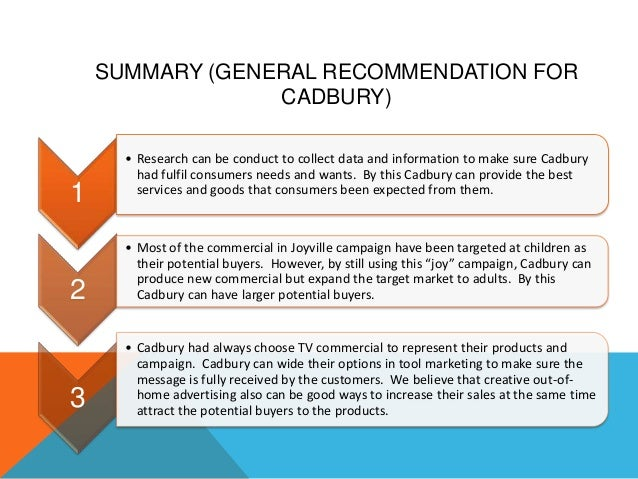 Cadbury campaign pitch presentation (naked idea agency)