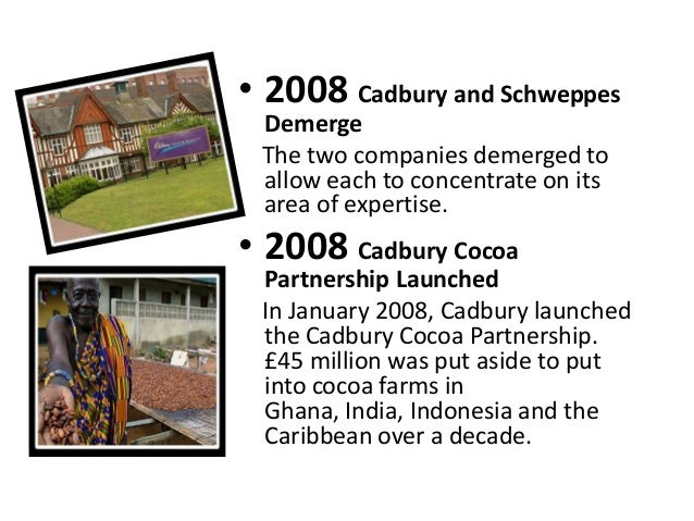 cadbury schweppes acquisition of adams Sienna senior living completes acquisition of 10 ontario retirement residences  on march 30, 2003, cadbury schweppes plc acquired adams, the branded global.