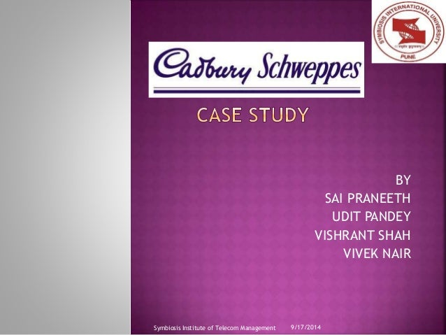 case study cadbury in egypt Cadbury schweppes is another tax law case the cadbury schweppes group had established two subsidiaries in ireland solely in order that profits related to the.