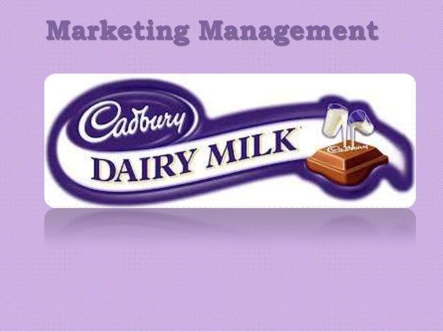 Cadbury marketing research ppt