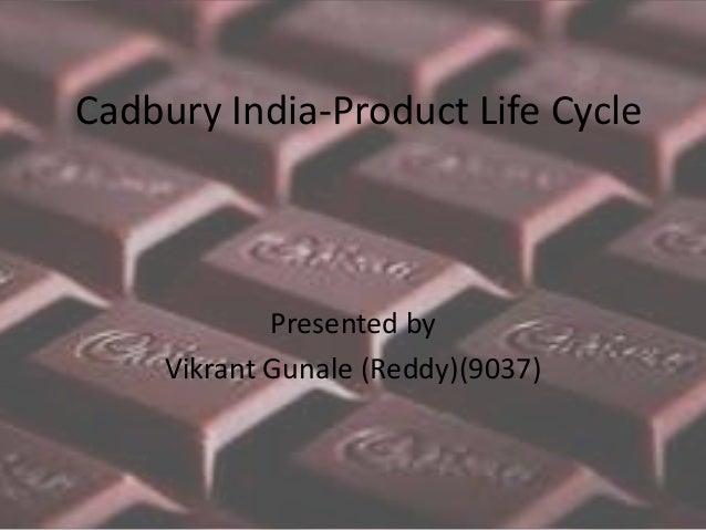 product life cycle of cadbury