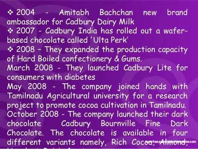 mission cadbury company Cadburys mission statement says simply: cadbury means quality' this is our promise our standing is build ahead quality our promise to continuous improvement will.