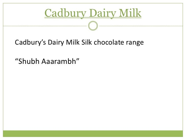 Marketing strategy of Cadbury – Cadbury marketing strategy