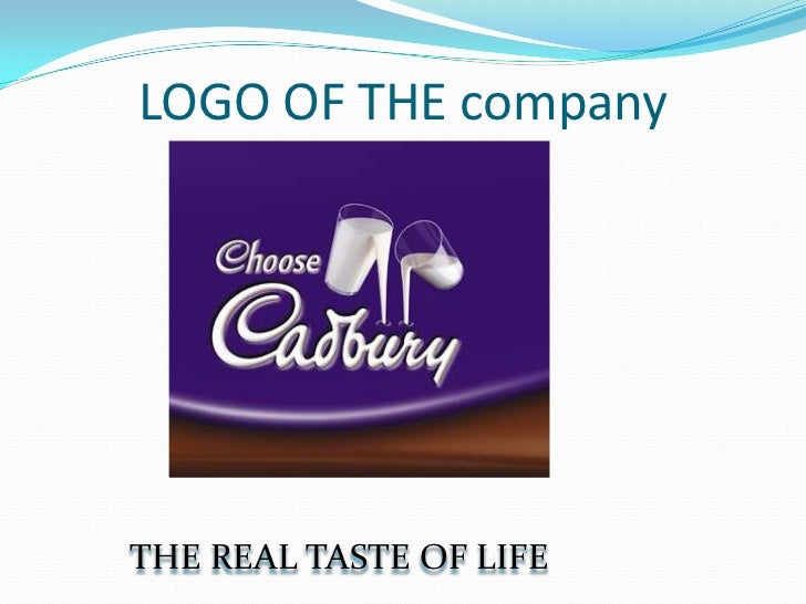 """mission cadbury company Mission – """"cadbury means quality this is our promise  second confectionary  company having high market share in most of the markets."""