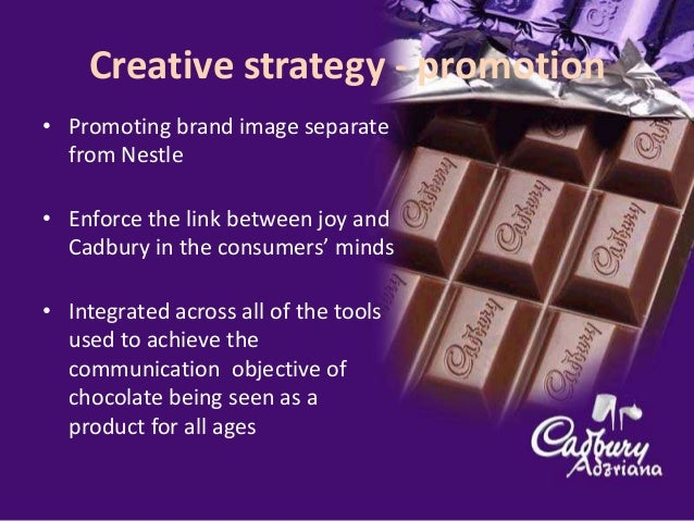 integrated marketing communication in cadbury We are social milan and citizen relations london win sanpellegrino integrated pitch by newsroom on july 5, 2018 agency, latest, marketing, pr.