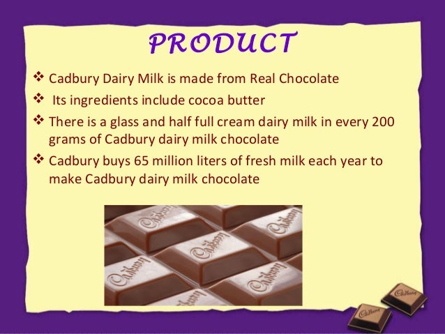 Cadbury S Marketing Ppt