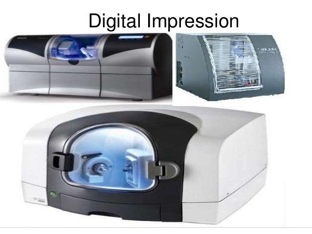 Cad Cam Dentistry And Digital Impressions