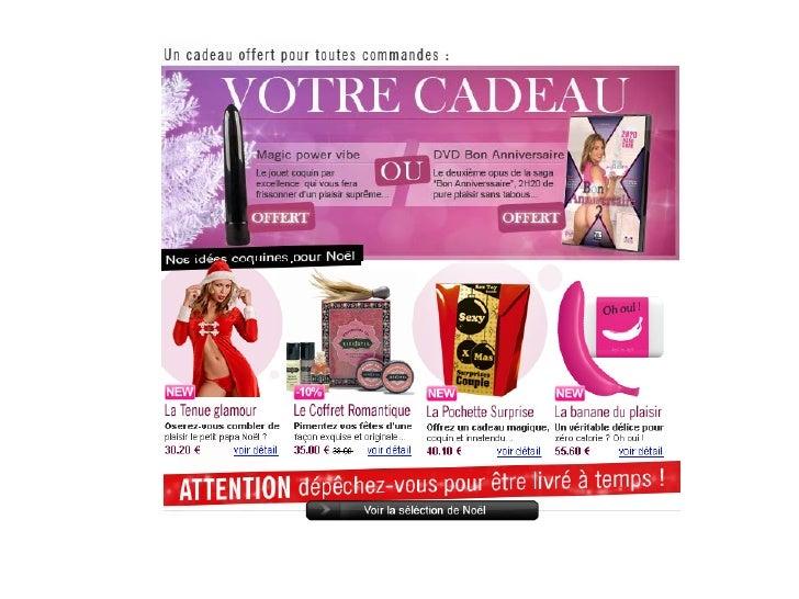 Cadeau Sexy Promo Boutique Sexy Senkys   Derniers Articles CadeauSexy.net • Promo Lingerie Sexy        •   Top 4 des meill...