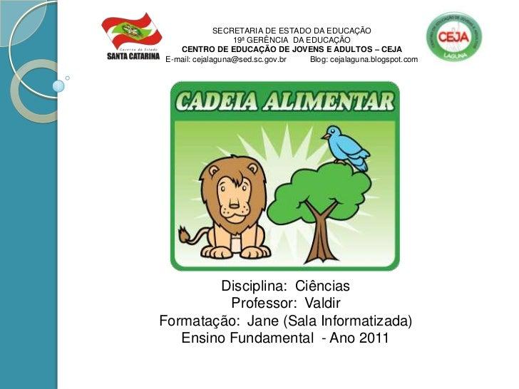 SECRETARIA DE ESTADO DA EDUCAÇÃO                                                                                          ...
