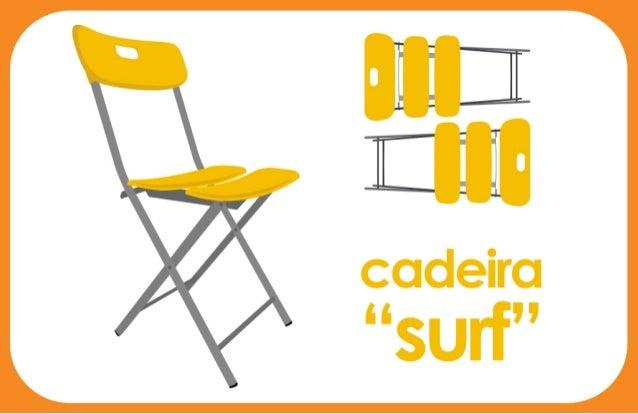 Cadeira Surf