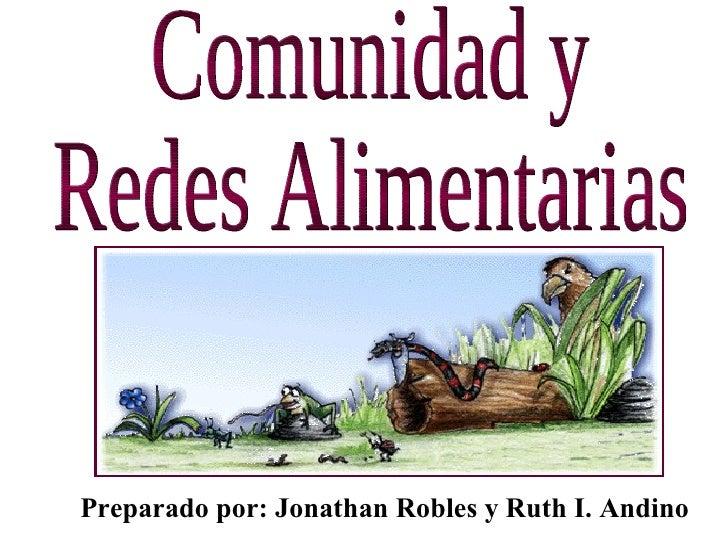 Preparado por: Jonathan Robles y Ruth I. Andino