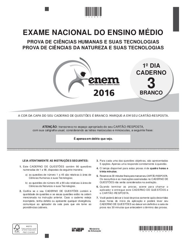 diabetes gabarito do enem 2020 1