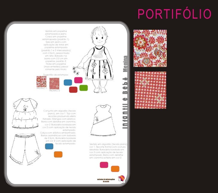 Caderno Portifólio