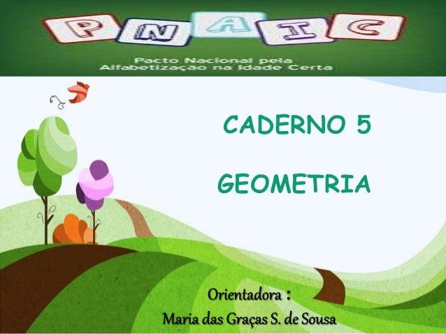 Caderno 5 geometria parte 1 Slide 2