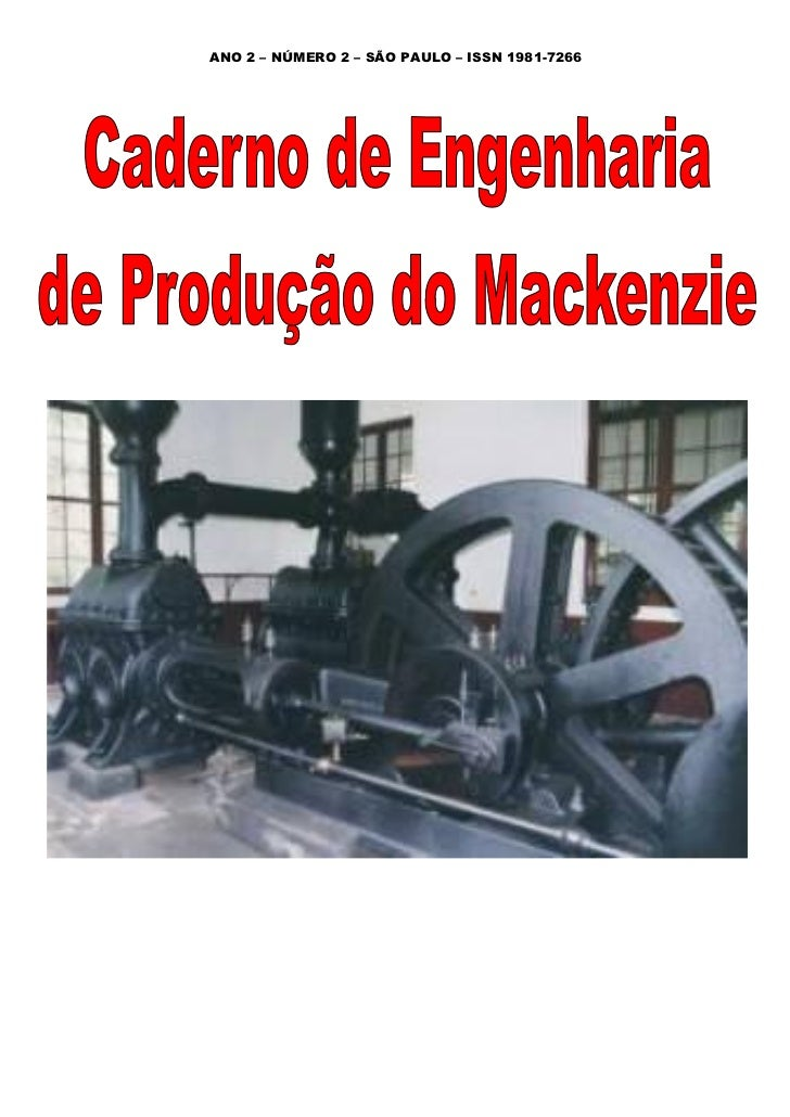 ANO 2 – NÚMERO 2 – SÃO PAULO – ISSN 1981-7266