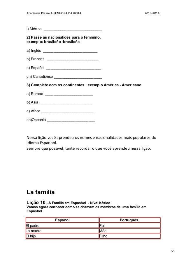 Caderno Basico De Espanholtatiana