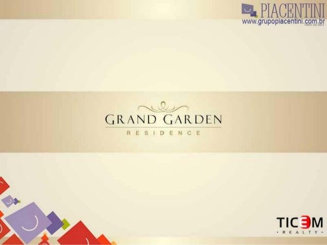 Caderno Corretor Grand Garden Residence Jundiaí