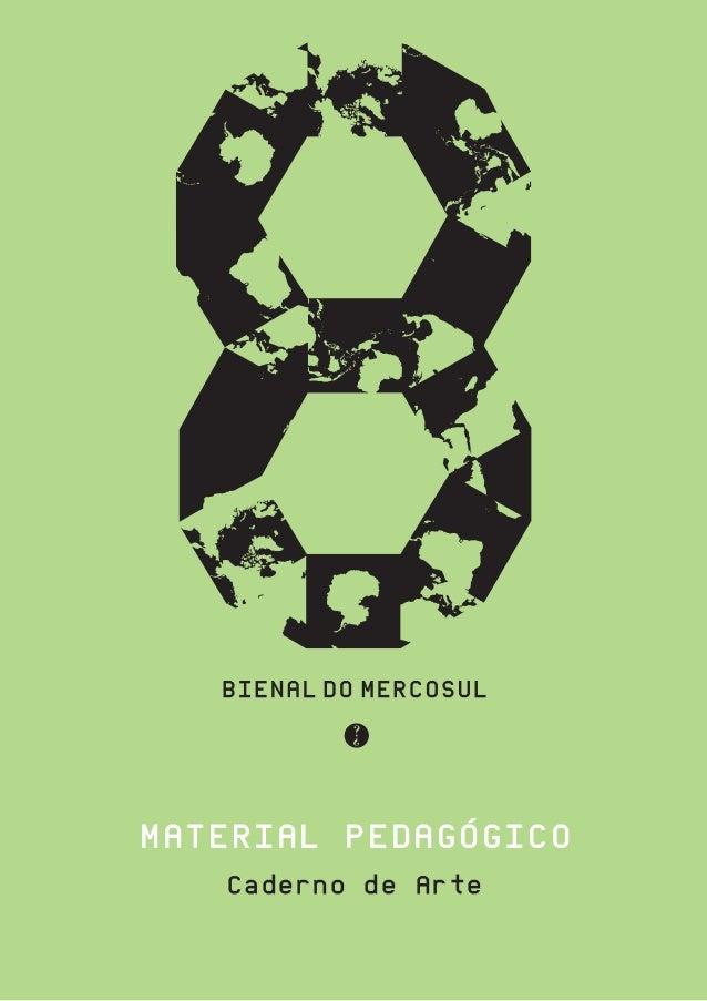 Caderno de Arte MATERIAL PEDAGÓGICO