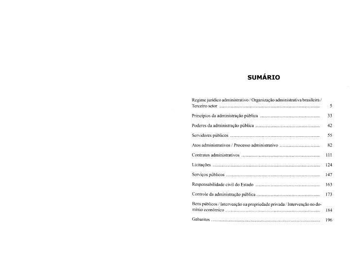 Caderno de questões direito administrativo descomplicado 2