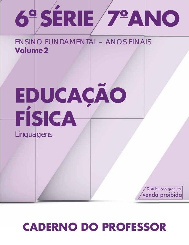 6e93d5676 Educação Física 6ª Série (7º ano) - Ensino Fundamental II