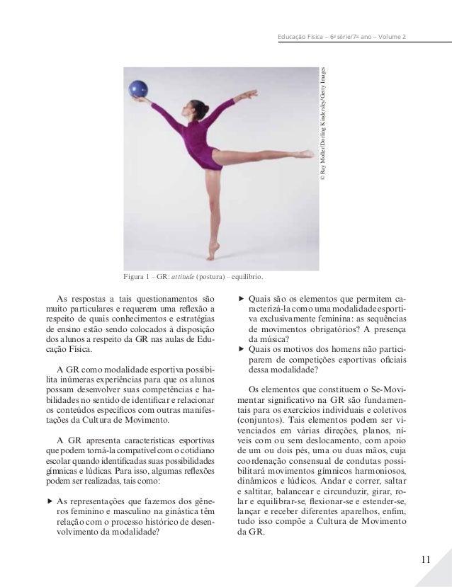 c671ec8e7a Educação Física 6ª Série (7º ano) - Ensino Fundamental II