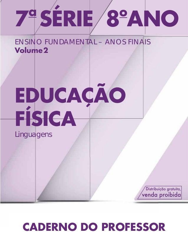 311e410aa Educação Física 7ª Série (8º ano) - Ensino Fundamental II