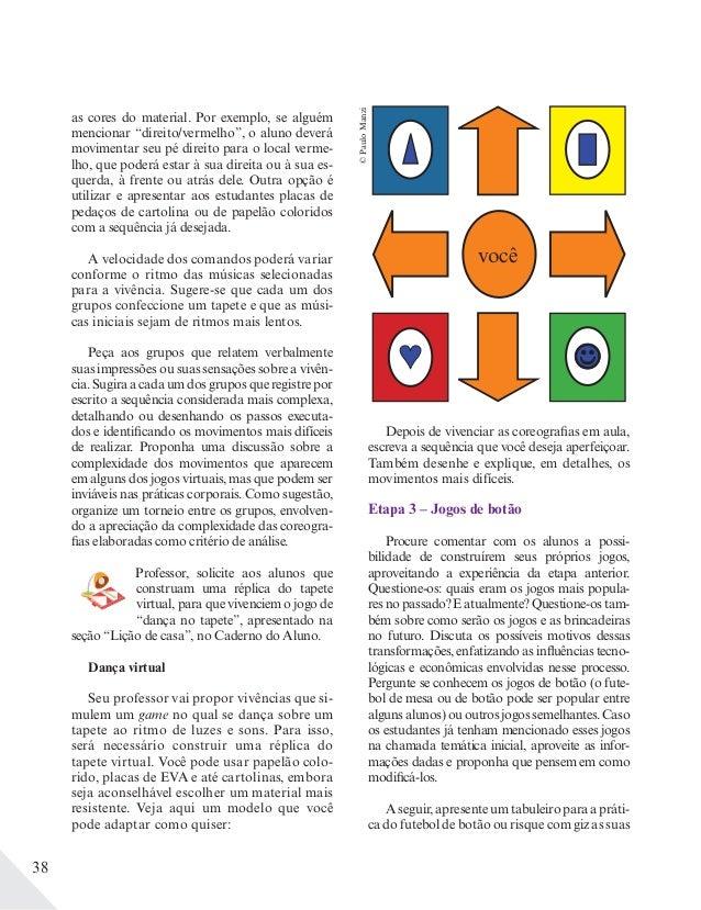 Educação Física 3ª Série Ensino Médio