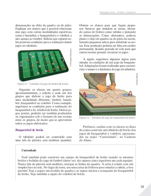 Educacao Fisica 3ª Serie Ensino Medio